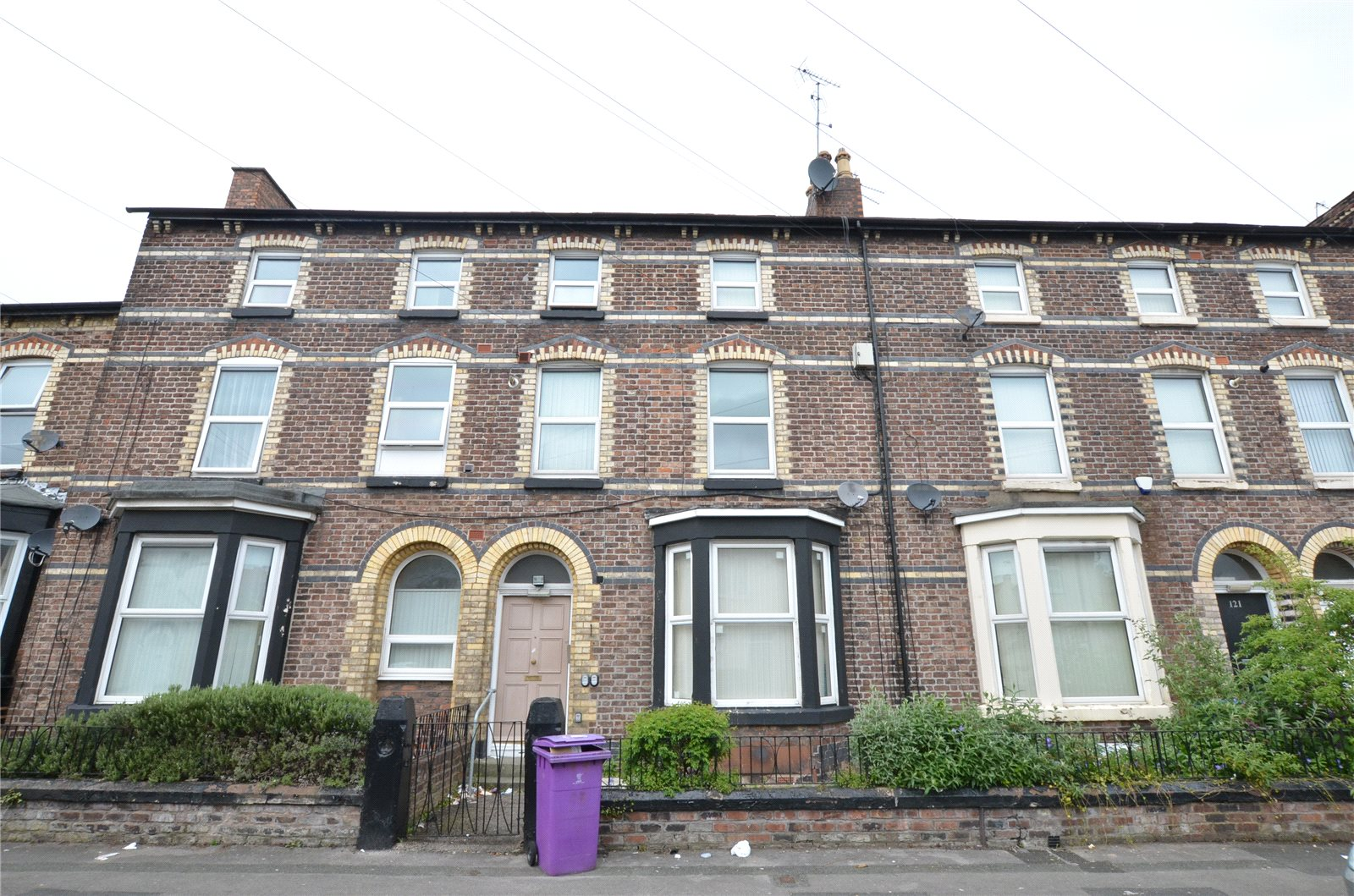 10 Bedrooms Terraced House for sale in Moscow Drive, Liverpool, Merseyside, L13
