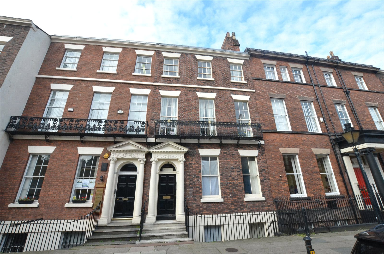 2 Bedrooms Apartment Flat for sale in Rodney Street, Liverpool, Merseyside, L1