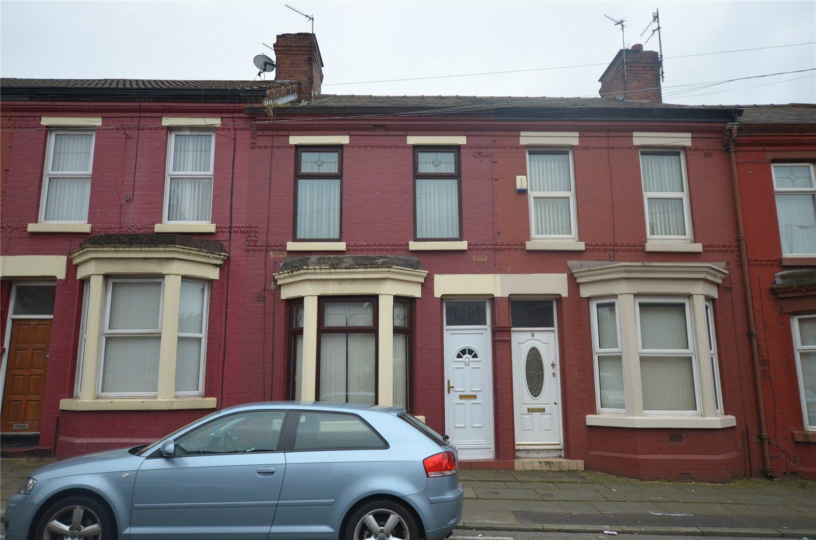 2 Bedrooms Terraced House for sale in Rumney Road West, Liverpool, Merseyside, L4