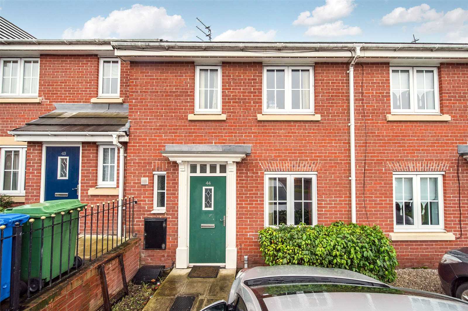 3 Bedrooms Terraced House for sale in Dylan Close, Liverpool, Merseyside, L4