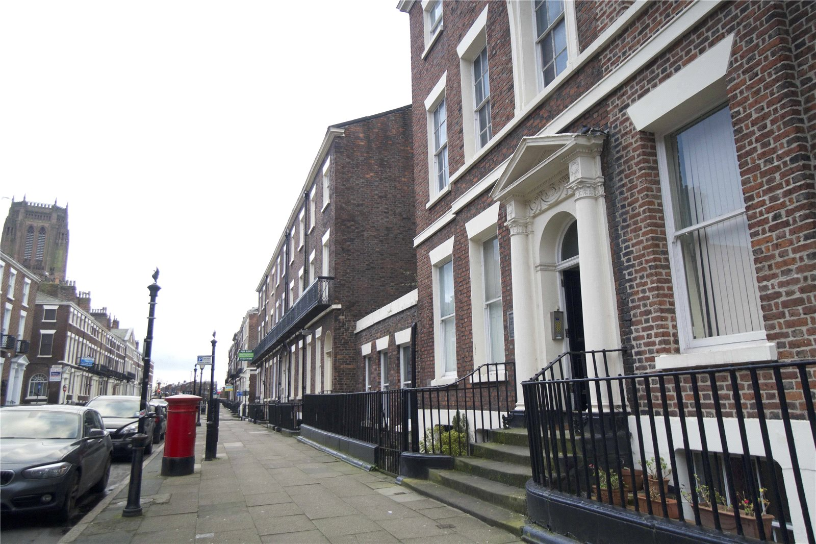 1 Bedroom Apartment Flat for sale in Rodney Street, Liverpool, Merseyside, L1