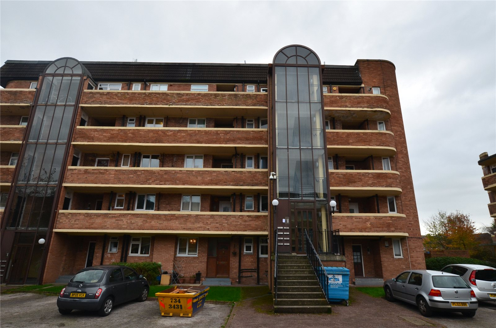 1 Bedroom Apartment Flat for sale in Minster Court, Liverpool, Merseyside, L7