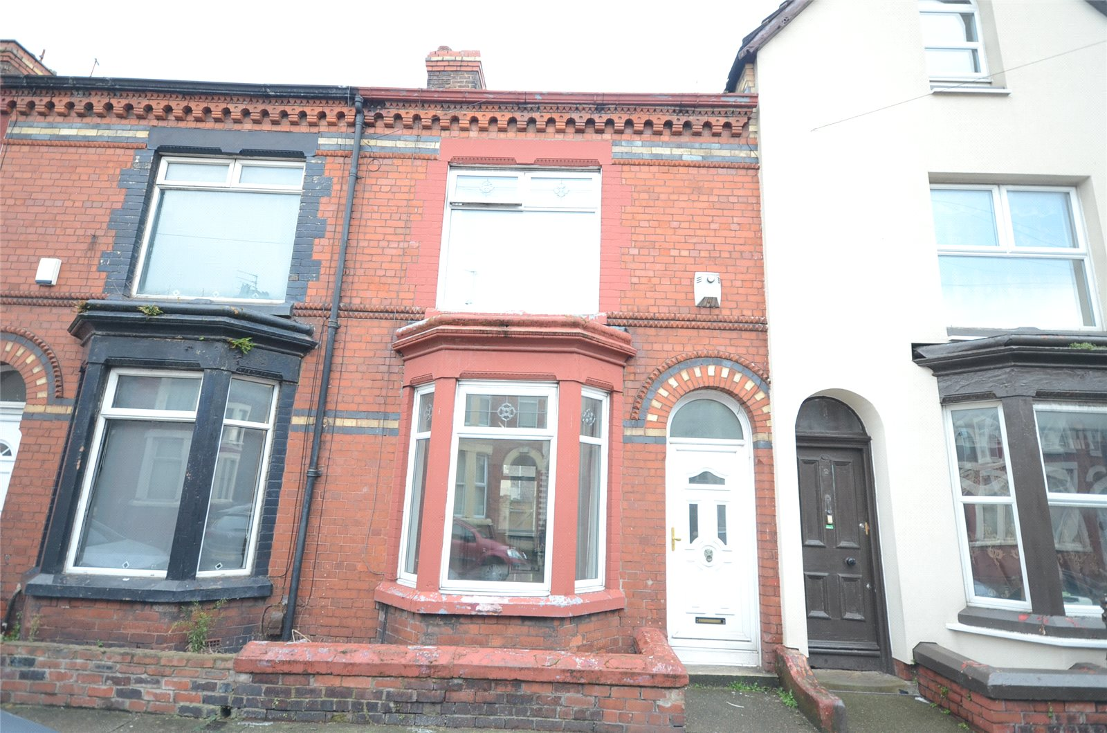 3 Bedrooms Terraced House for sale in Euston Street, Liverpool, Merseyside, L4