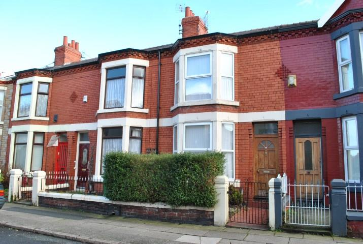 3 Bedrooms Terraced House for sale in Victoria Road, Tuebrook, Liverpool, Merseyside, L13