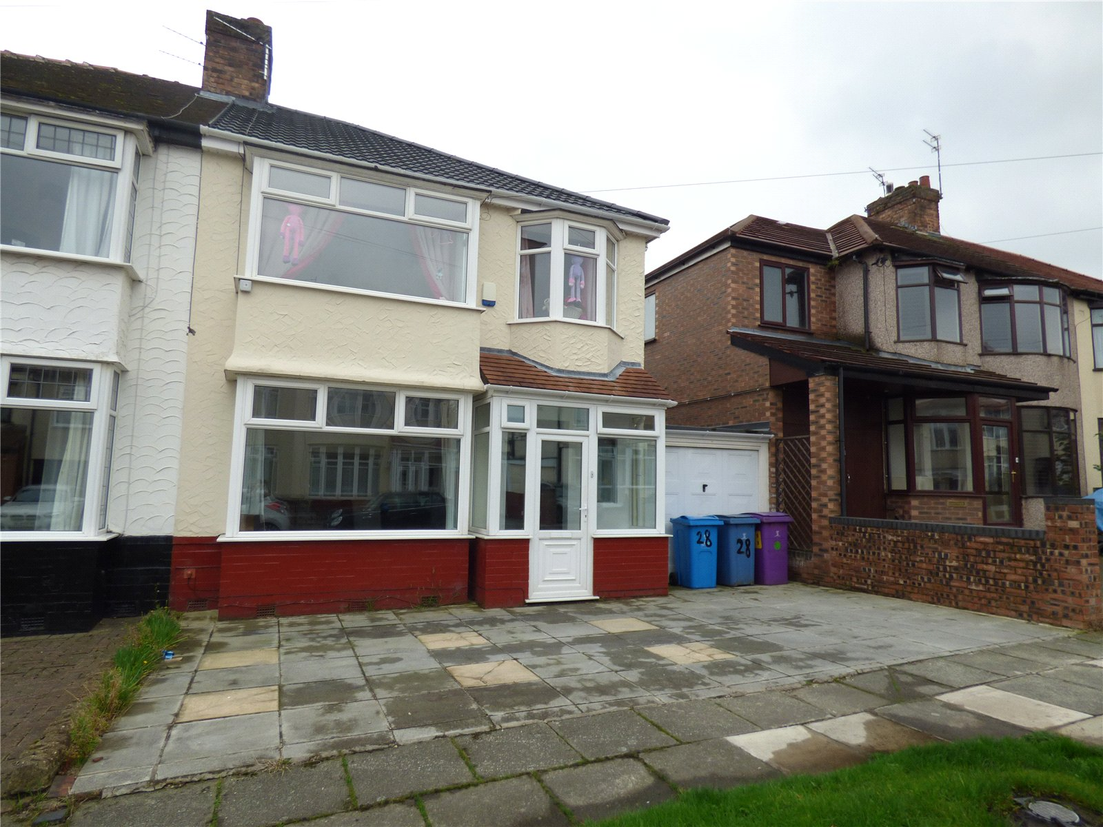 3 Bedrooms Semi Detached House for sale in Valescourt Road, Liverpool, Merseyside, L12