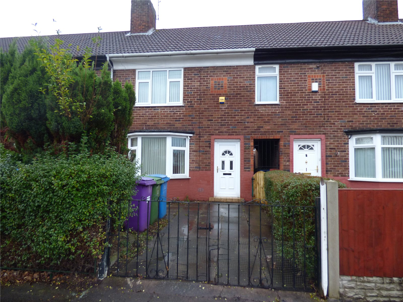 3 Bedrooms Terraced House for sale in Ackers Hall Avenue, Liverpool, Merseyside, L14