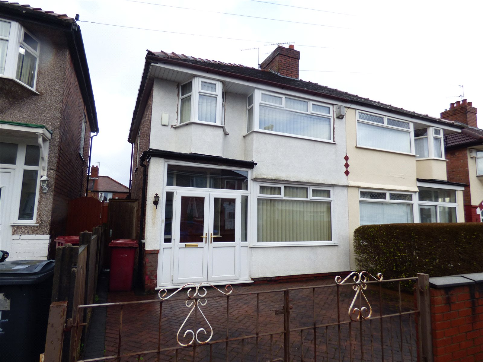 3 Bedrooms Semi Detached House for sale in Easton Road, Liverpool, Merseyside, L36