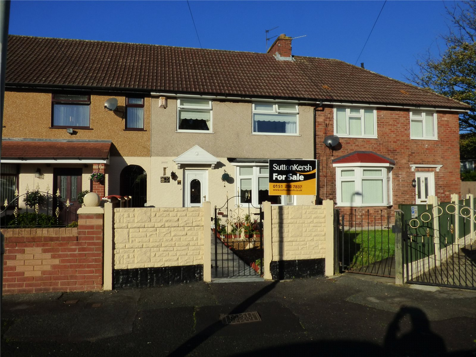 3 Bedrooms Terraced House for sale in Ranworth Close, Liverpool, Merseyside, L11
