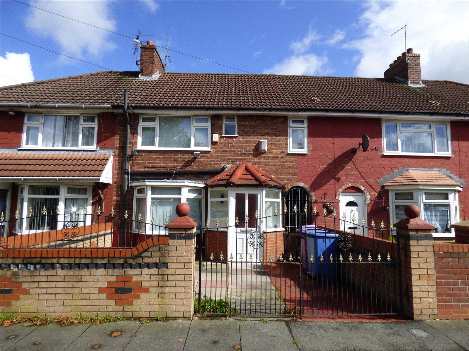 3 Bedrooms Terraced House for sale in Sedgemoor Road, Liverpool, Merseyside, L11