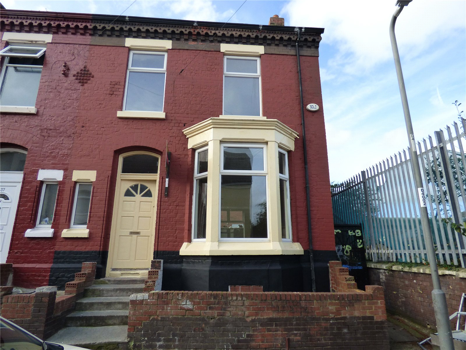 3 Bedrooms End Of Terrace House for sale in St. Andrew Road, Liverpool, Merseyside, L4