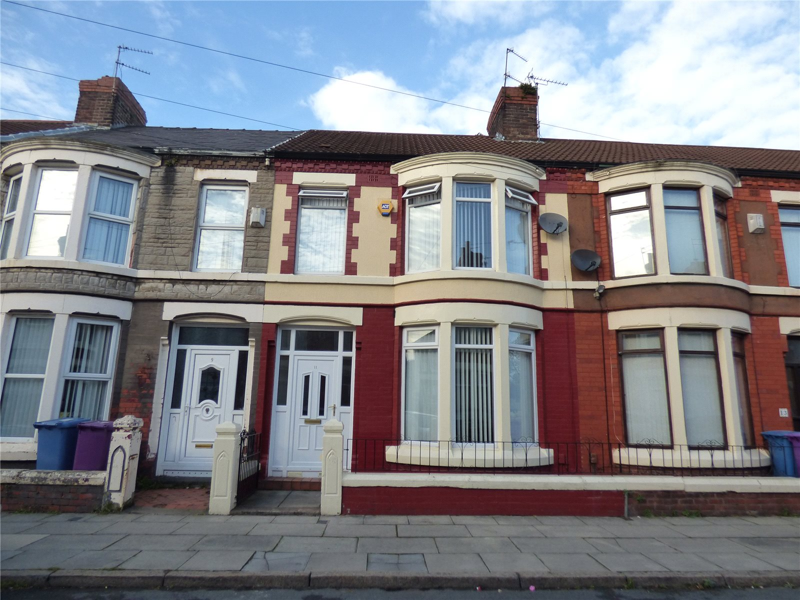 3 Bedrooms Terraced House for sale in Heyburn Road, Liverpool, Merseyside, L13