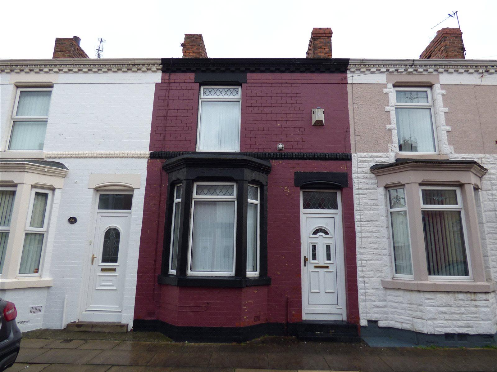 2 Bedrooms Terraced House for sale in Sunbeam Road, Liverpool, Merseyside, L13