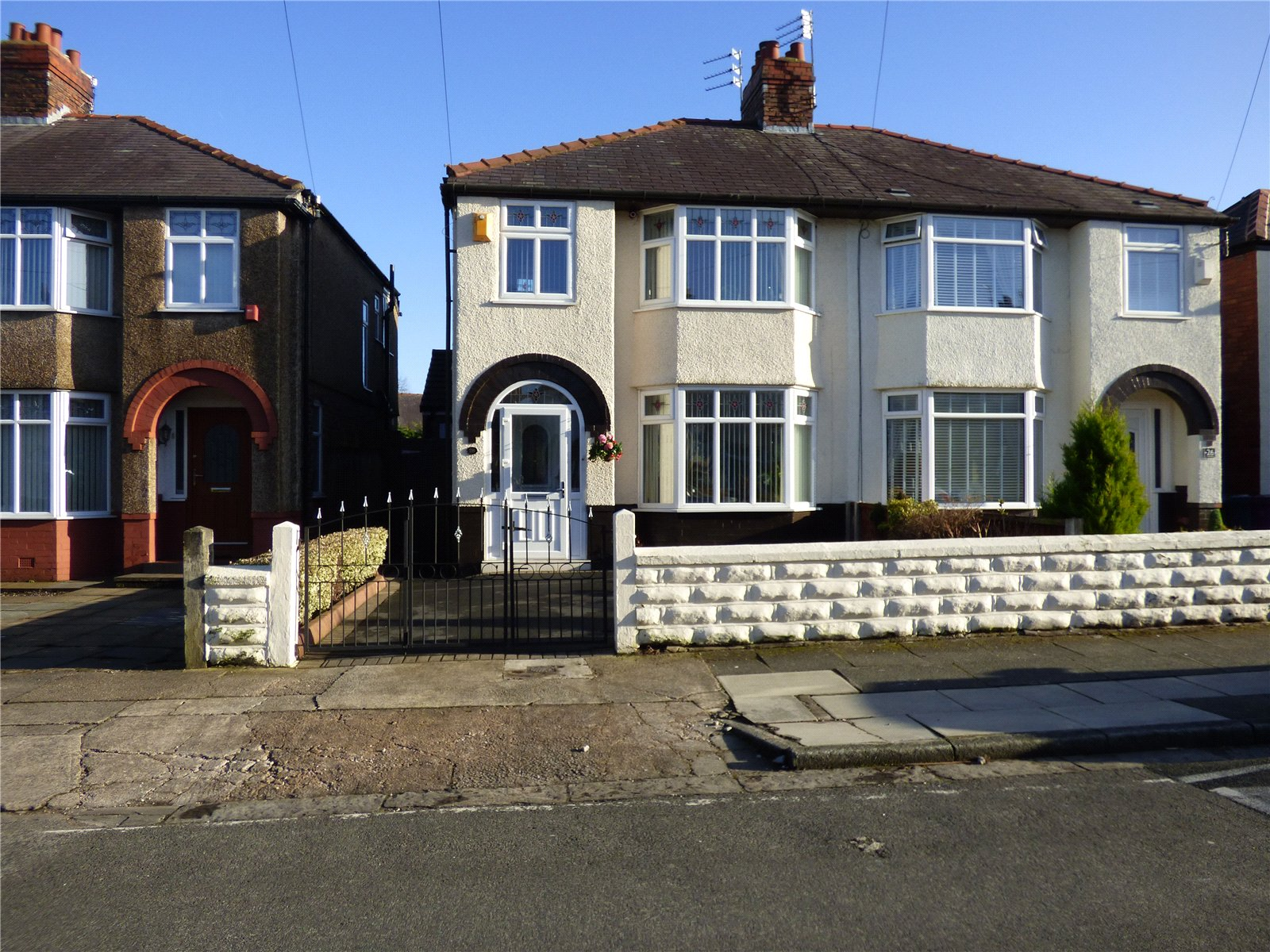3 Bedrooms Semi Detached House for sale in Castleview Road, Liverpool, Merseyside, L12
