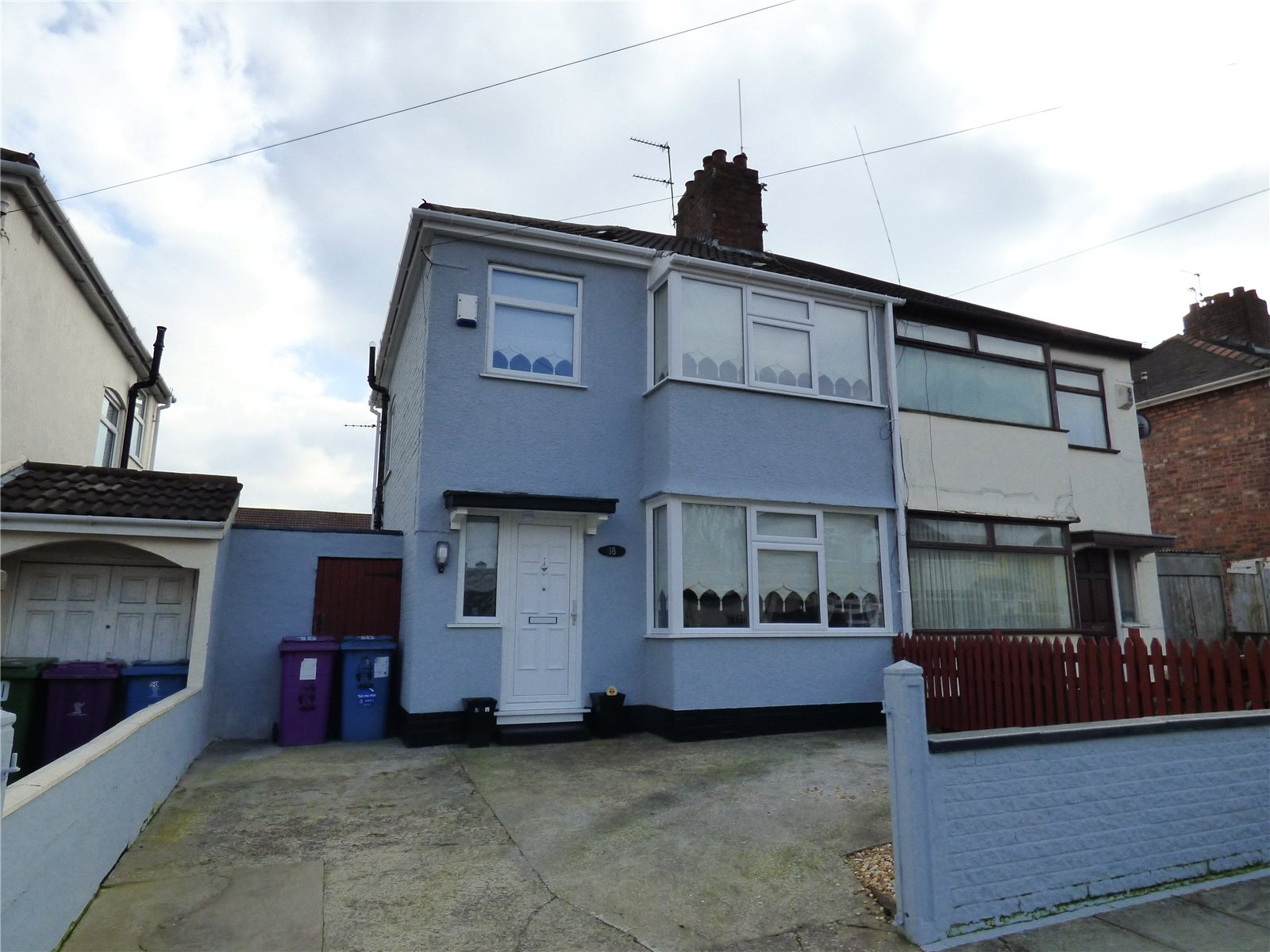 3 Bedrooms Semi Detached House for sale in Fieldton Road, Liverpool, Merseyside, L11