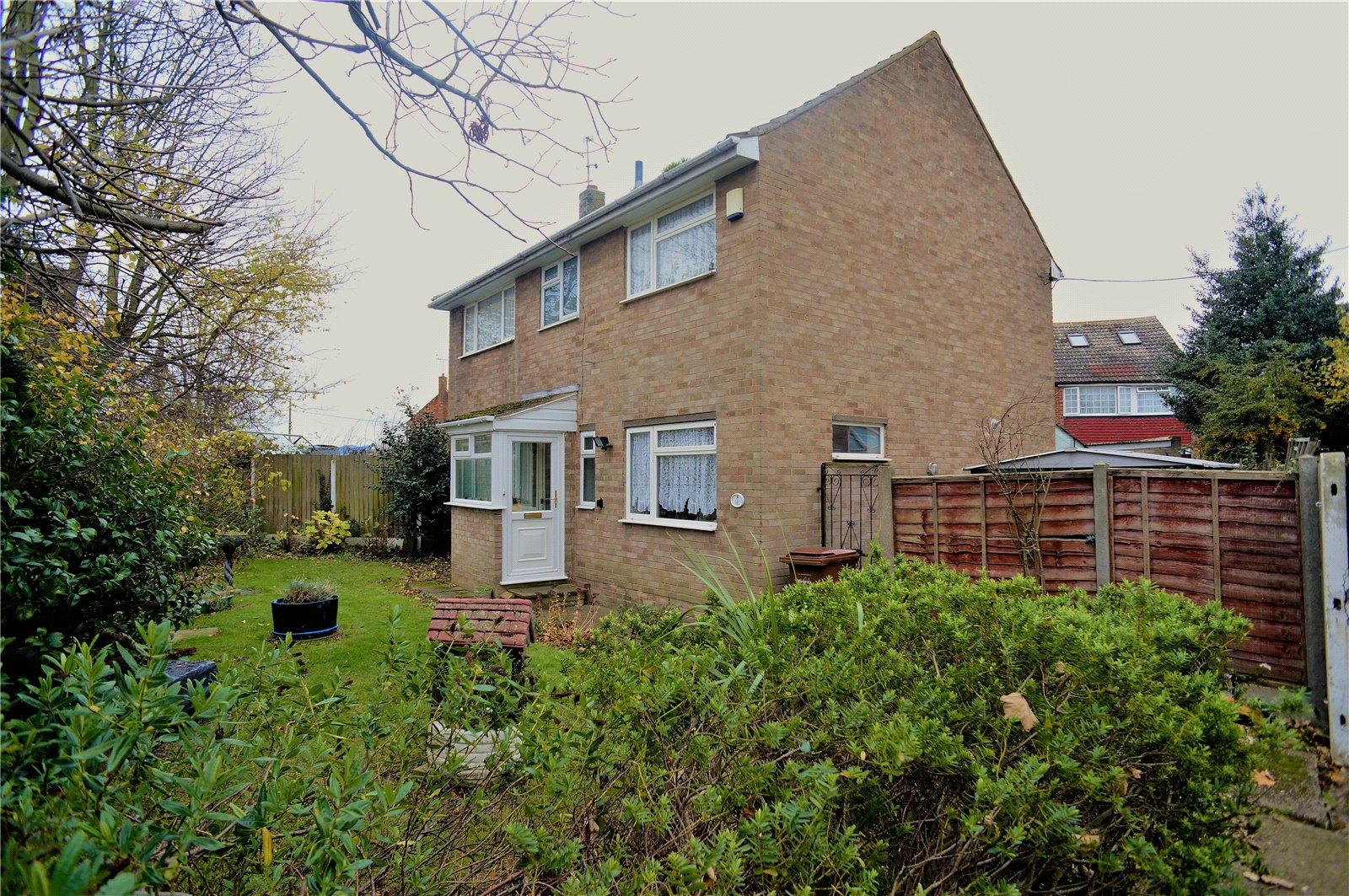 4 Bedrooms Detached House for sale in Vicarage Lane, Hoo, Rochester, Kent, ME3