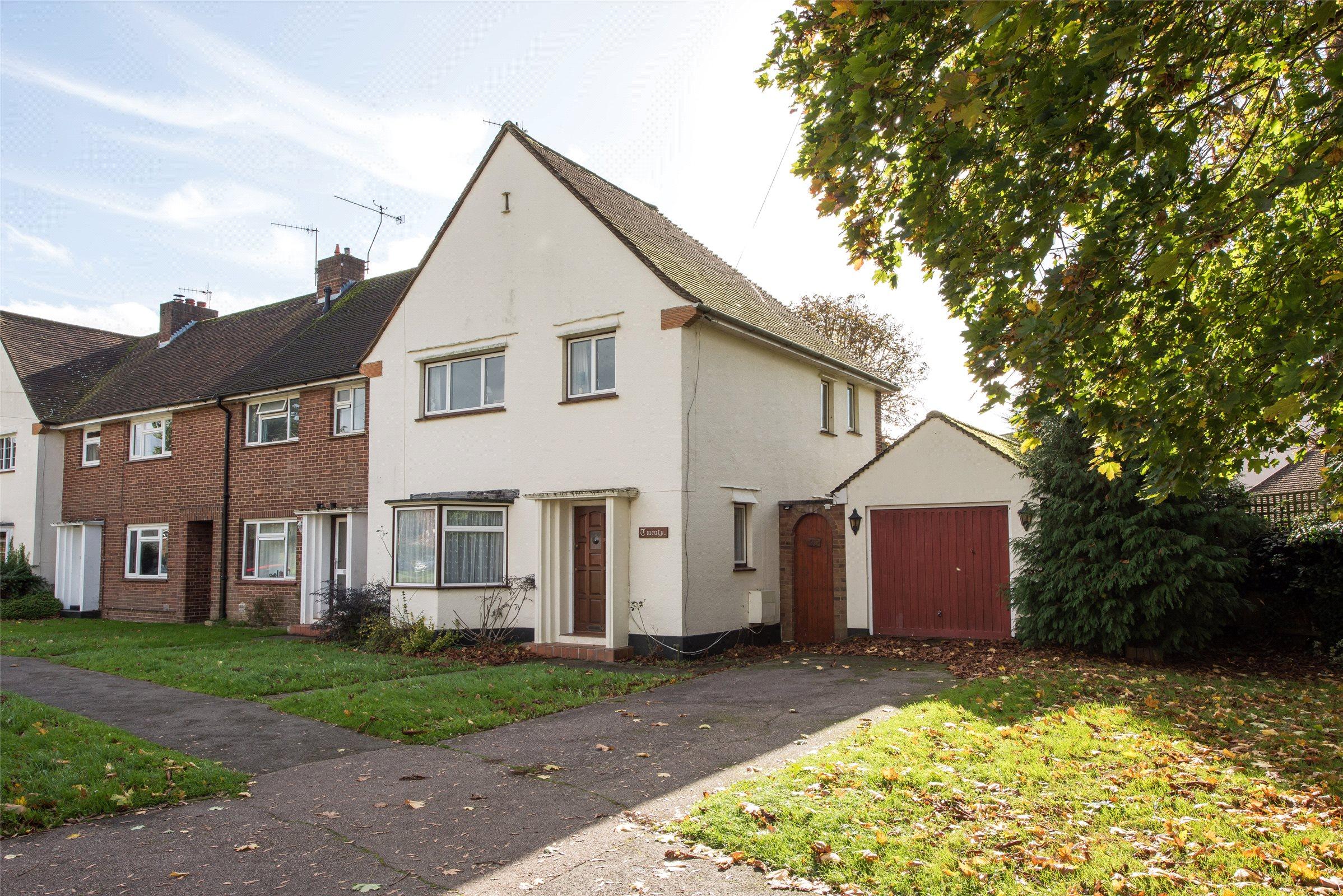 3 Bedrooms End Of Terrace House for sale in Dodds Park, Brockham, Betchworth, Surrey, RH3