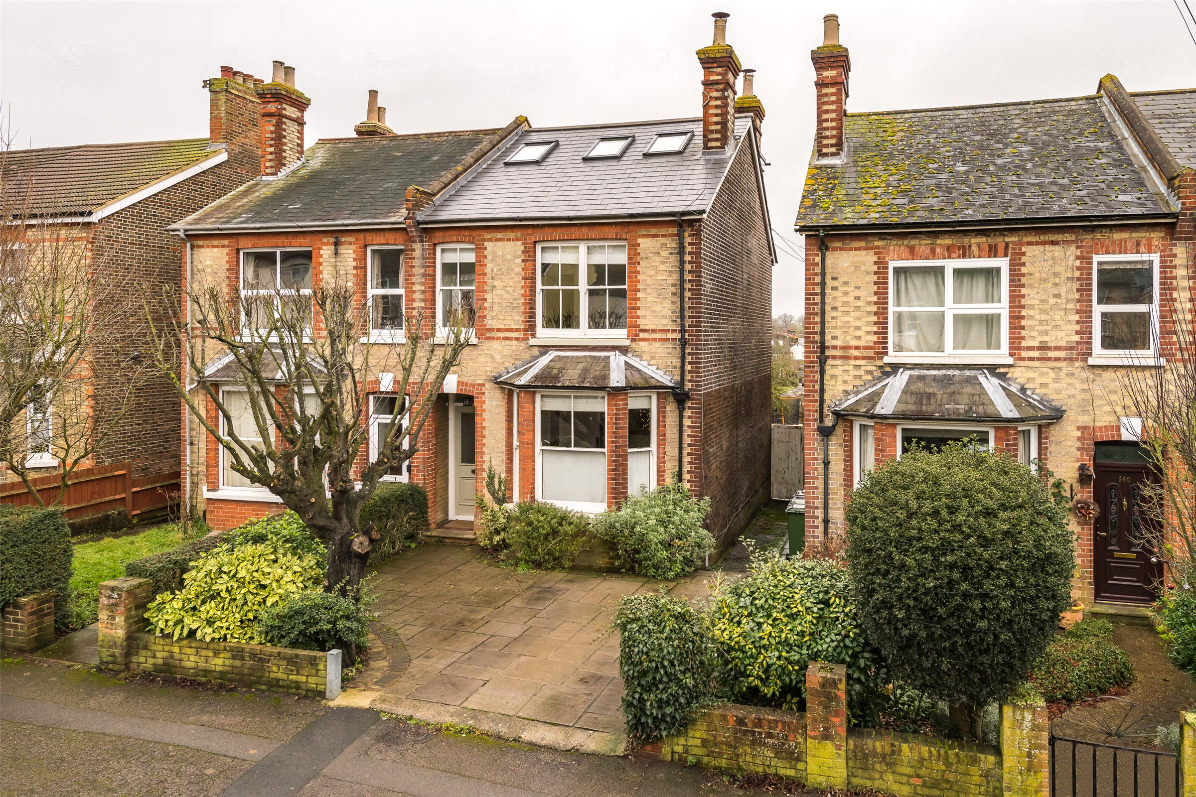 5 Bedrooms Semi Detached House for sale in Earlsbrook Road, Redhill, Surrey, RH1