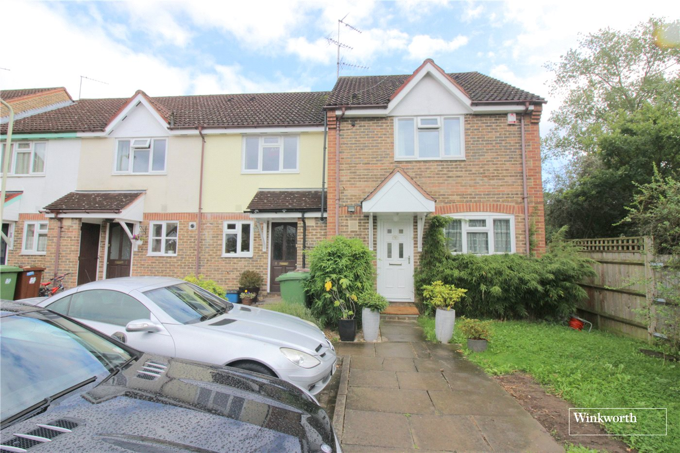3 Bedrooms House for sale in Oberon Close, Borehamwood, Hertfordshire, WD6