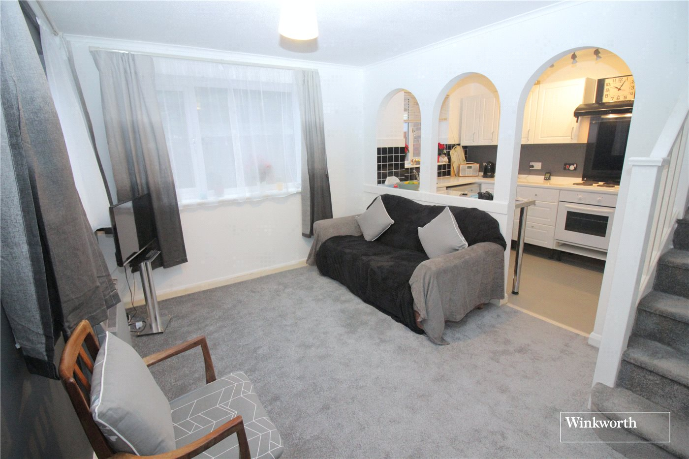 1 Bedroom House for sale in Hancock Court, Borehamwood, Hertfordshire, WD6