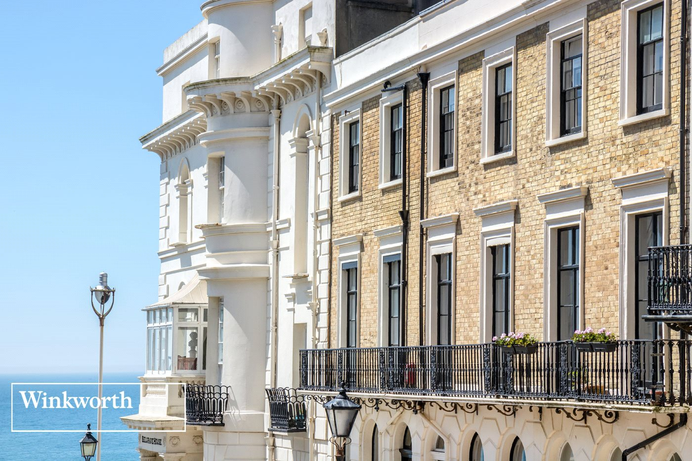 3 Bedrooms Maisonette Flat for sale in Belgrave Place, Brighton, East Sussex, BN2