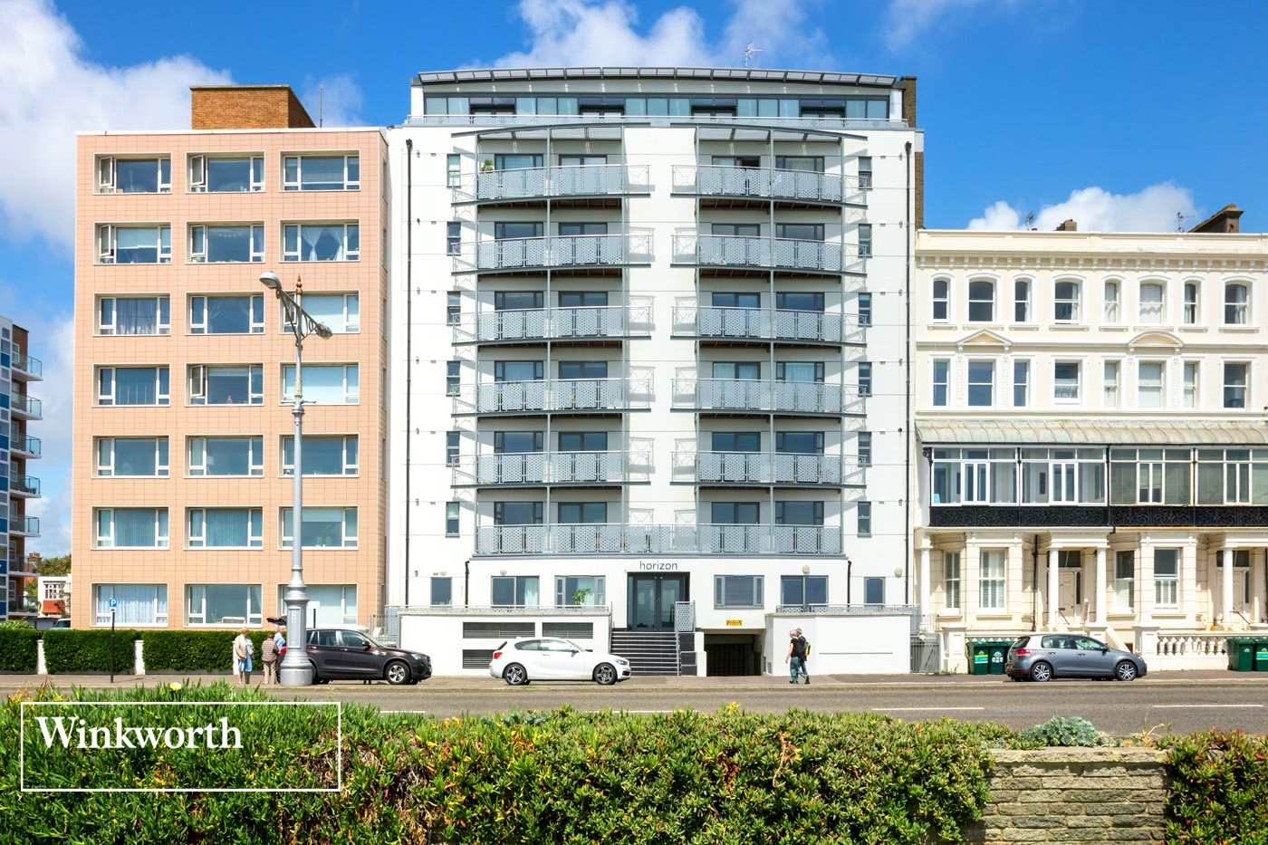 2 Bedrooms Flat for sale in Kingsway, Hove, East Sussex, BN3