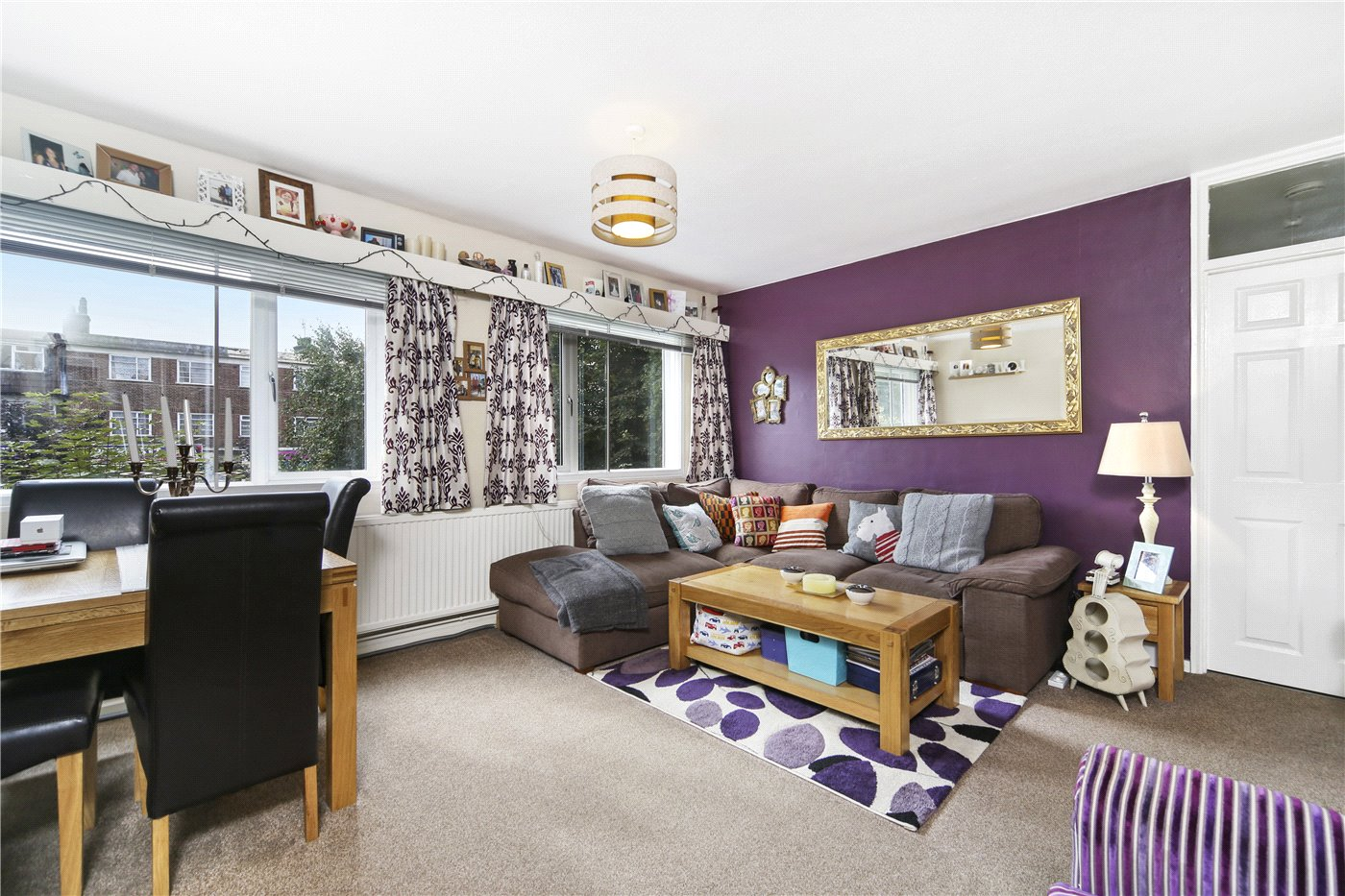 2 Bedrooms Flat for sale in Eden Court, Station Road, London, W5