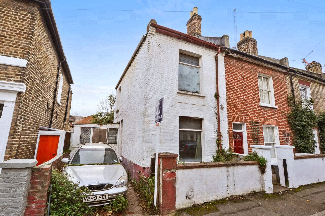 3 Bedrooms House for sale in Grove Place, London, W3