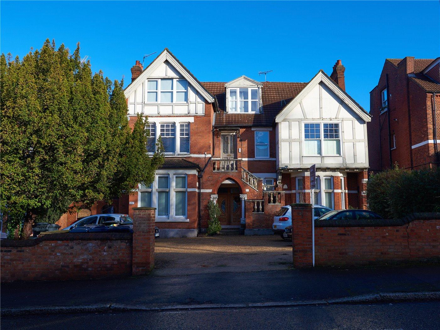 3 Bedrooms Flat for sale in Montpelier Road, London, W5