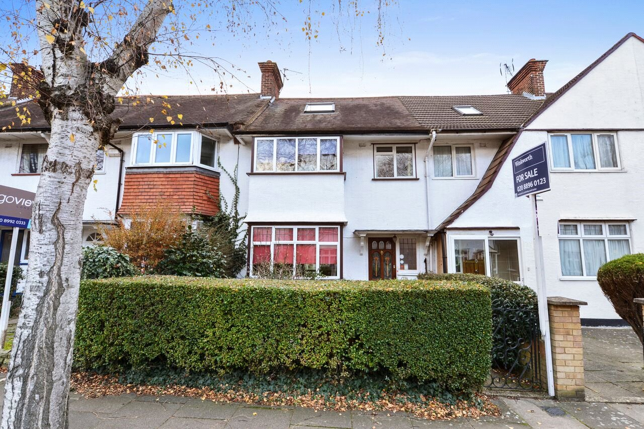 4 Bedrooms Terraced House for sale in Park Drive, London, W3