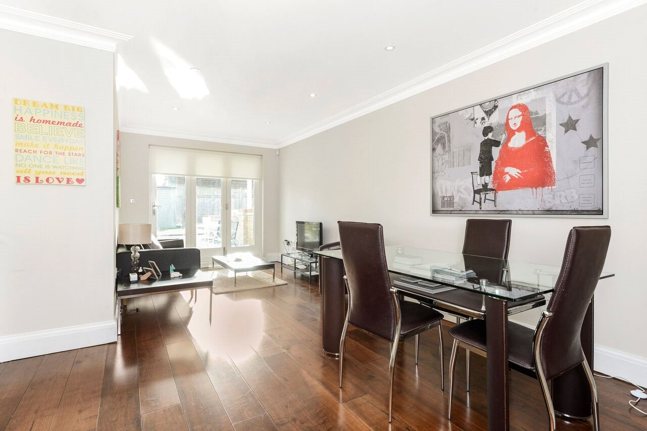 2 Bedrooms Flat for sale in The Grove, London, W5