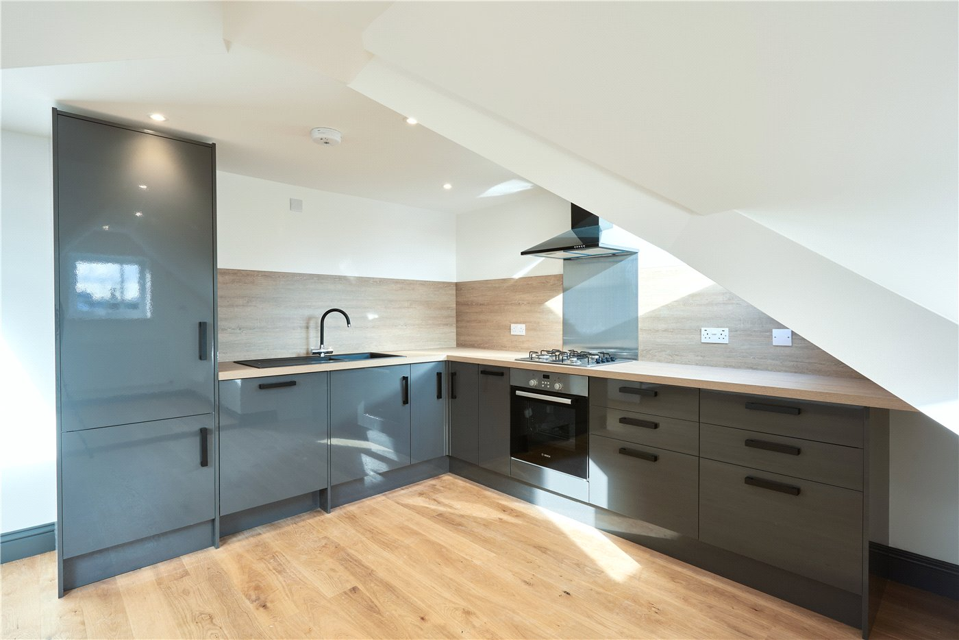 1 Bedroom Flat for sale in Buxton Gardens, London, W3