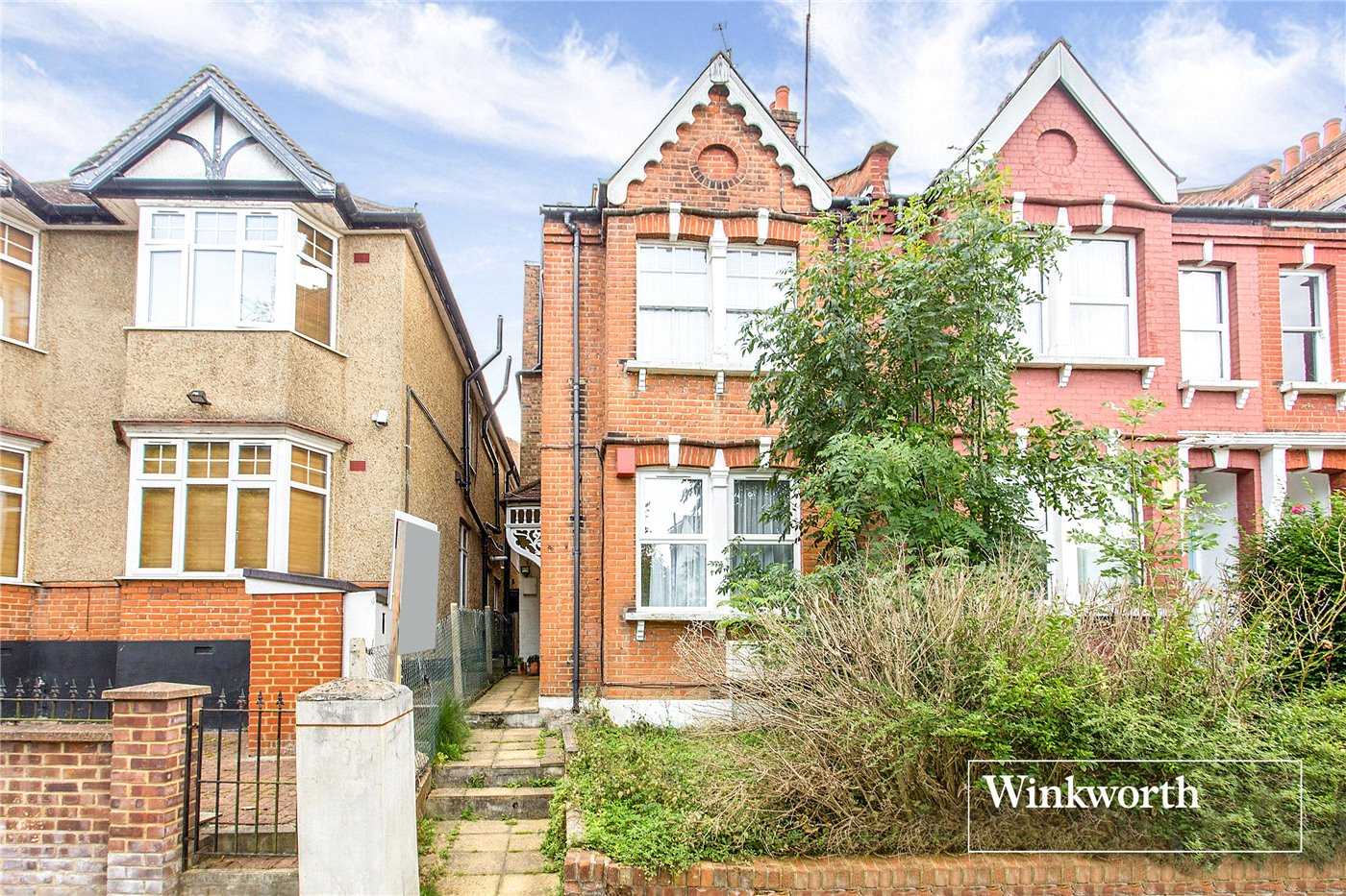 3 Bedrooms Maisonette Flat for sale in Gordon Road, Finchley, London, N3
