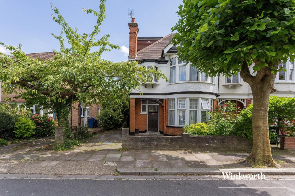 4 Bedrooms End Of Terrace House for sale in Eton Avenue, North Finchley, London, N12