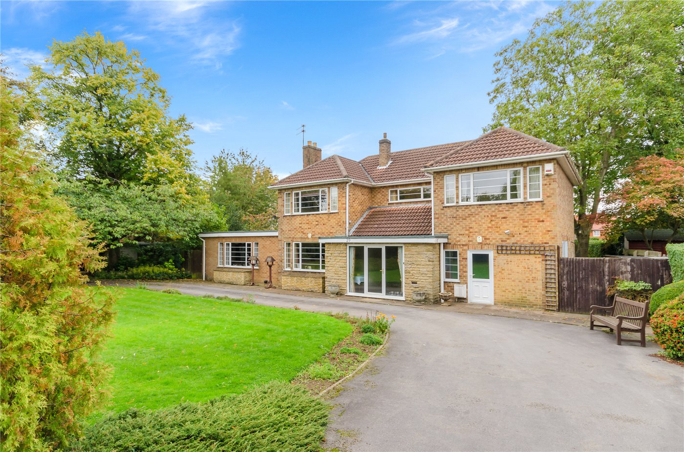 4 Bedrooms Detached House for sale in New Beacon Road, Grantham, NG31