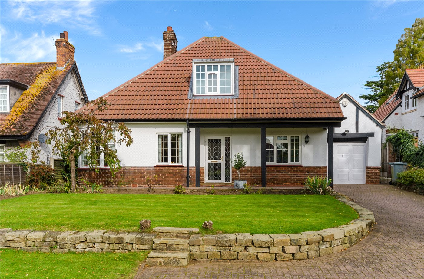 4 Bedrooms Detached Bungalow for sale in Harrowby Lane, Grantham, NG31