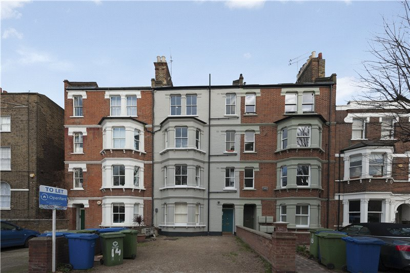 2 Bedrooms Flat for sale in Kennington Park Place, Kennington, London, SE11