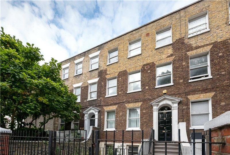 1 Bedroom Flat for sale in Kennington Park Road, Kennington, London, SE11