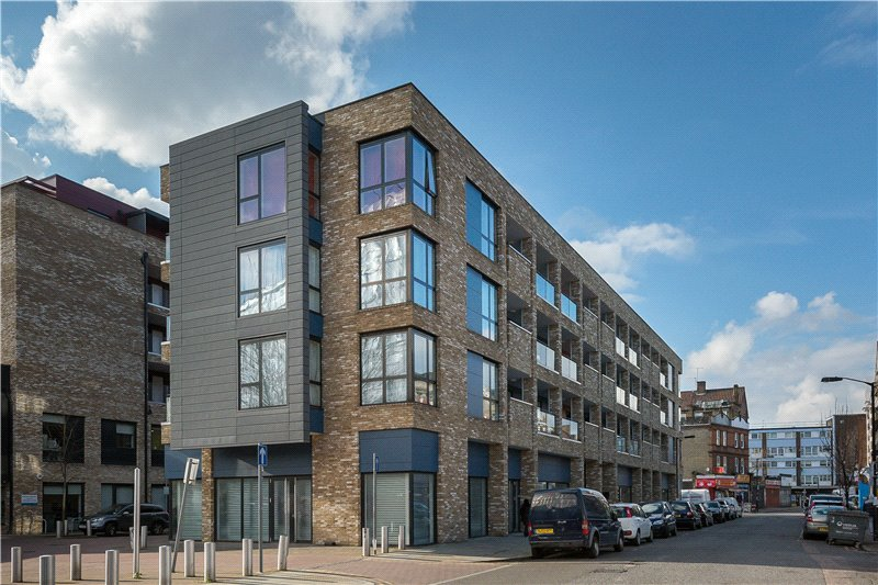 2 Bedrooms Flat for sale in Totters Court, 10 Westmoreland Road, Walworth, London, SE17
