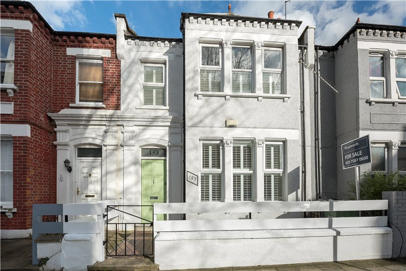 3 Bedrooms House for sale in Dorset Road, Oval, London, SW8