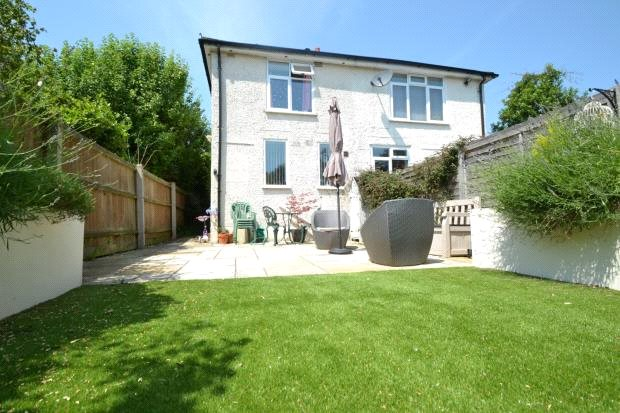 2 Bedrooms Semi Detached House for sale in Mayfield Avenue, Lower Parkstone, Poole, Dorset, BH14