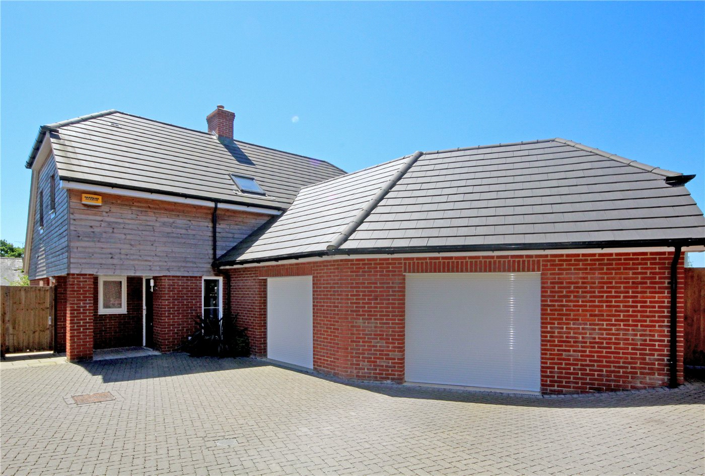 3 Bedrooms Detached House for sale in Furzey Close, Lower Parkstone, Poole, Dorset, BH14