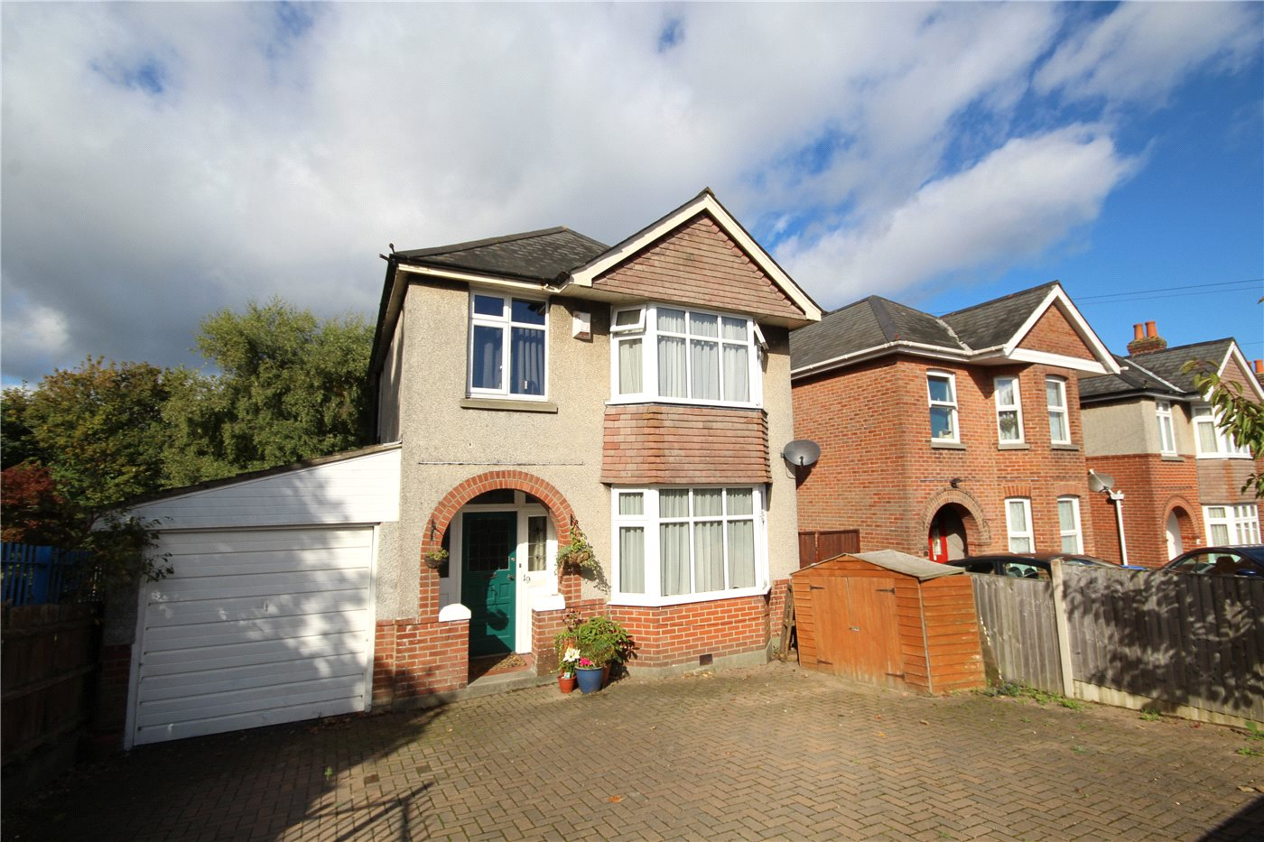 3 Bedrooms Detached House for sale in Uppleby Road, Parkstone, Poole, Dorset, BH12