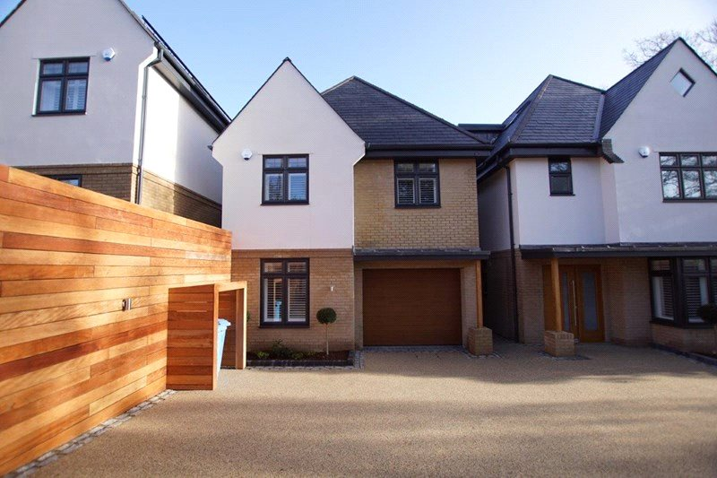 4 Bedrooms Detached House for sale in Sandecotes Road, Lower Parkstone, Poole, Dorset, BH14