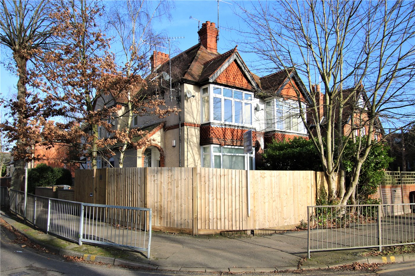 1 Bedroom Flat for sale in Tilehurst Road, Reading, Berkshire, RG30