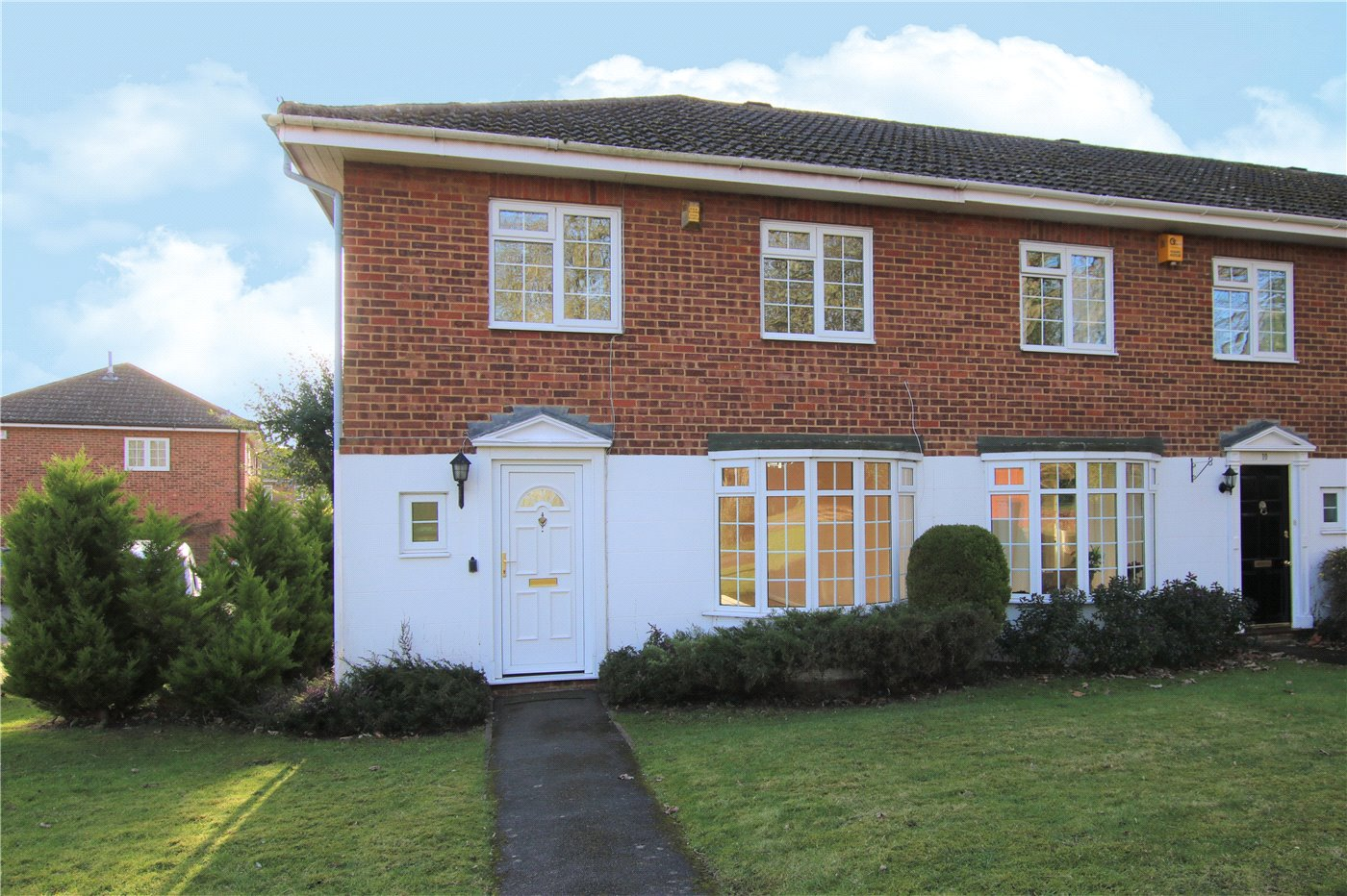 3 Bedrooms End Of Terrace House for sale in Epsom Court, Coley Avenue, Reading, Berkshire, RG1