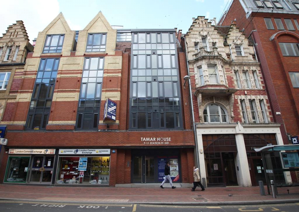 2 Bedrooms Flat for sale in Station Road, Reading, Berkshire, RG1