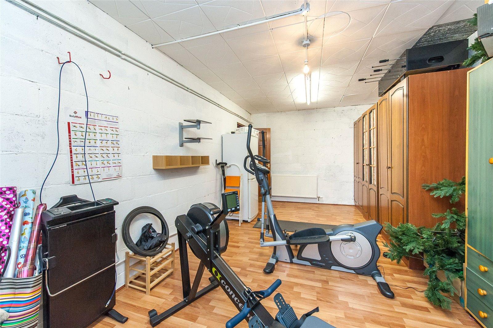 Storage/Gym
