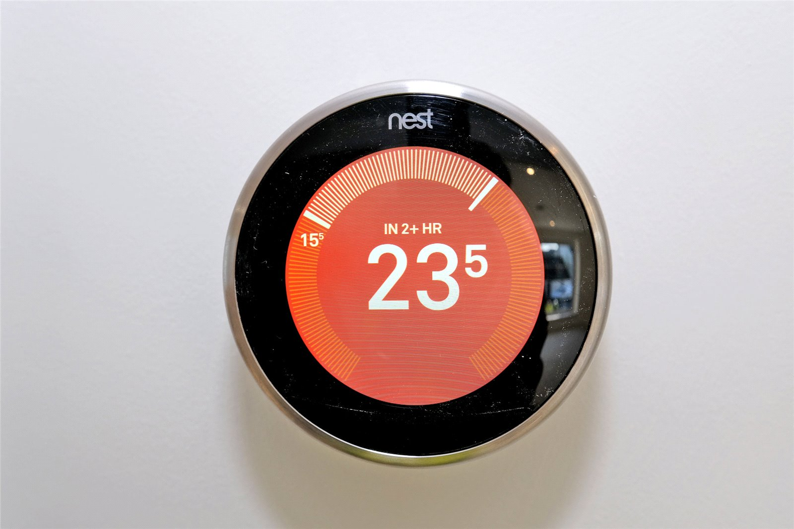 Nest Central Heating