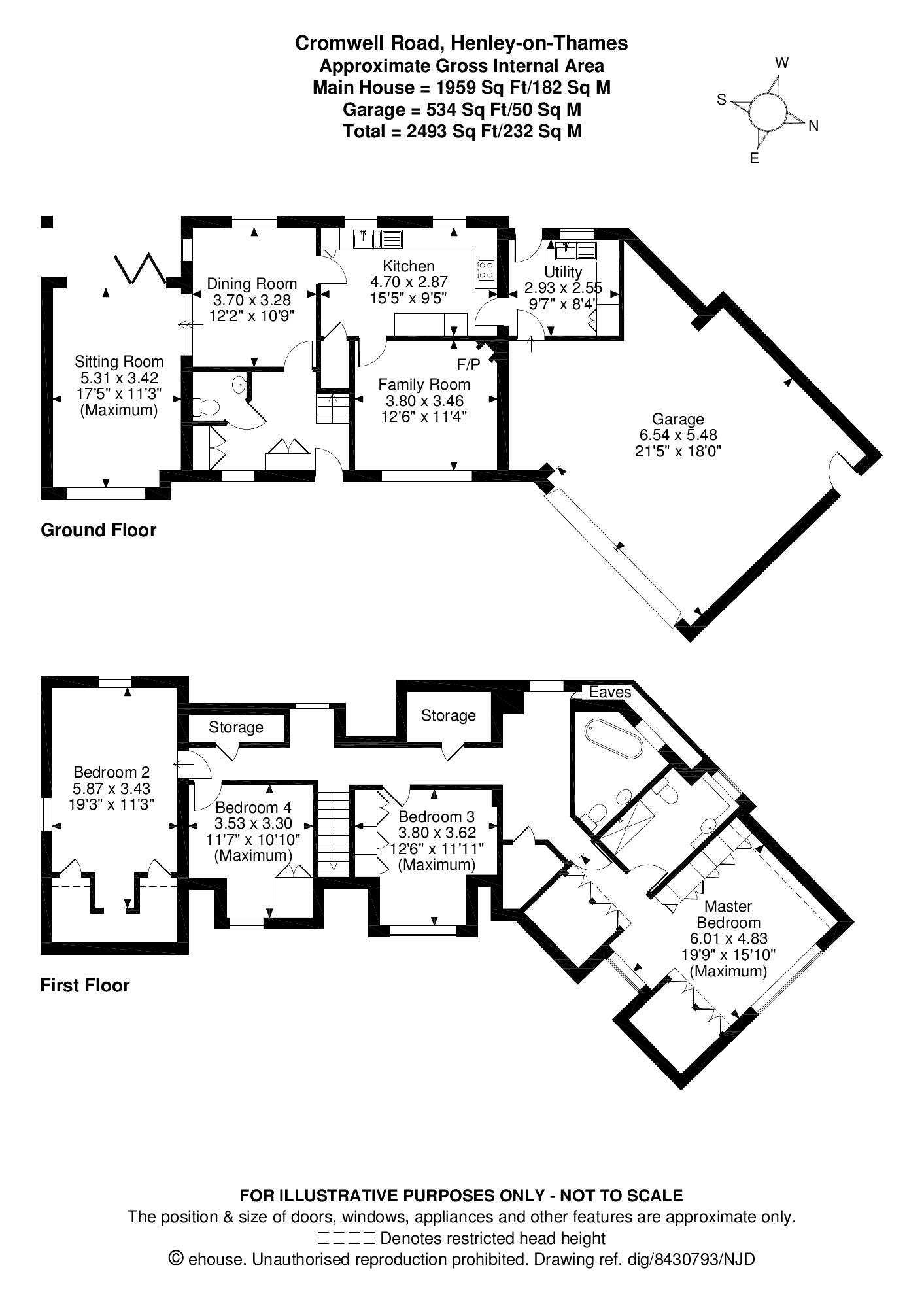 Existing Floorplan
