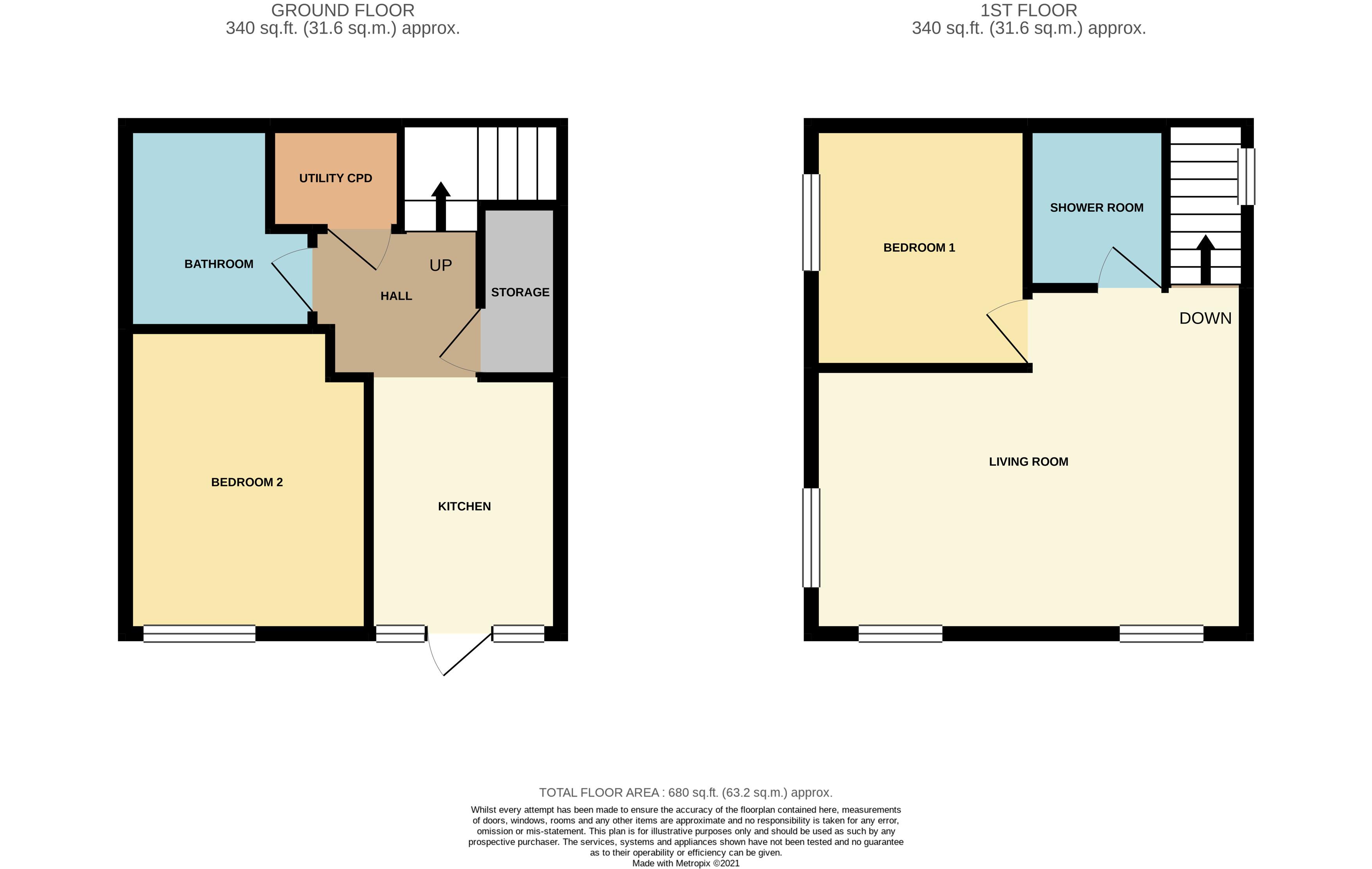 Lleiniog Barns, Penmon, Anglesey floorplan
